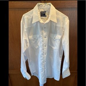 Wrangler Cowboy Cut Western Shirt
